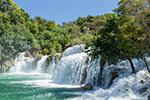 Krak Wasserfälle